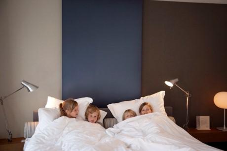 hotelovernachting familiekamer