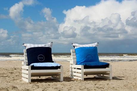 vergaderlocatie beach