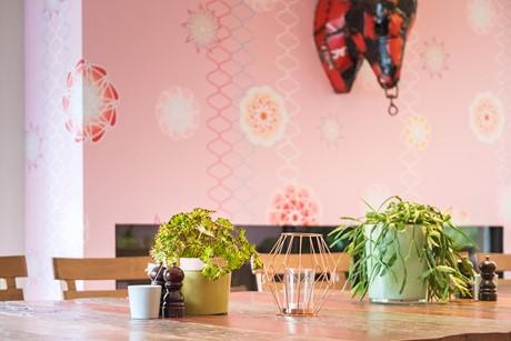 private dining blooming ontdekker
